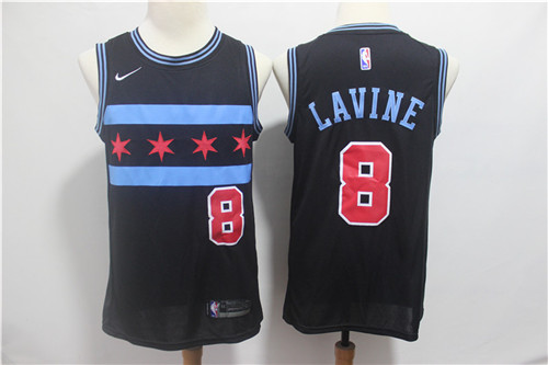 Chicago Bulls Game Jerseys-034