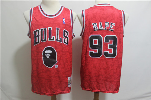 Chicago Bulls Game Jerseys-036