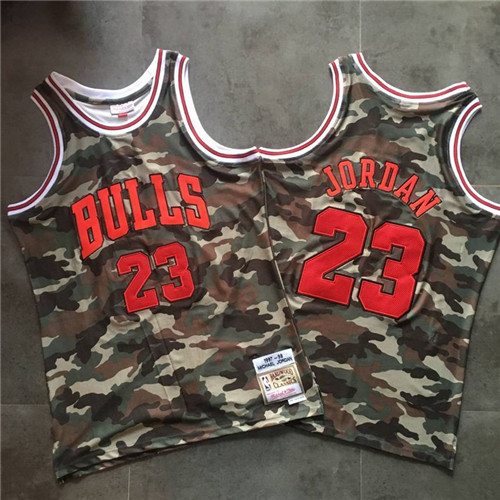 Chicago Bulls Game Jerseys-038