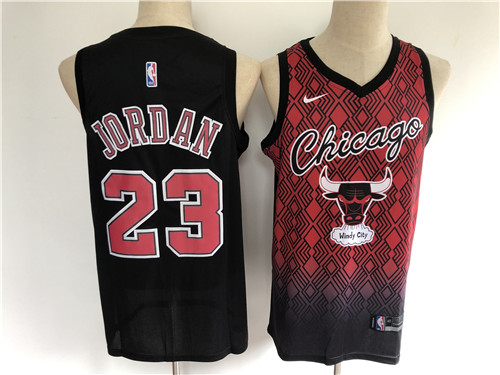 Chicago Bulls Game Jerseys-085