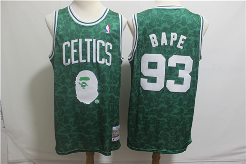 Boston Celtics Game Jerseys-036