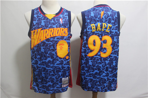 Golden State Warriors Game Jerseys-055