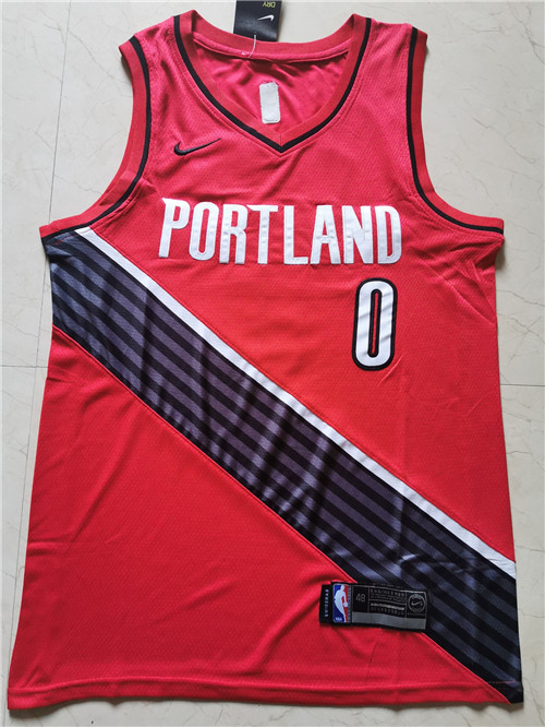 Portland Trail Blazers Game Jerseys-020