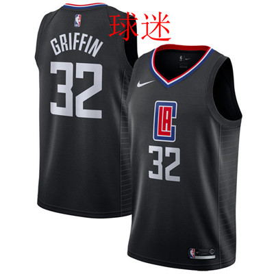 Los Angeles Clippers Game Jerseys-002