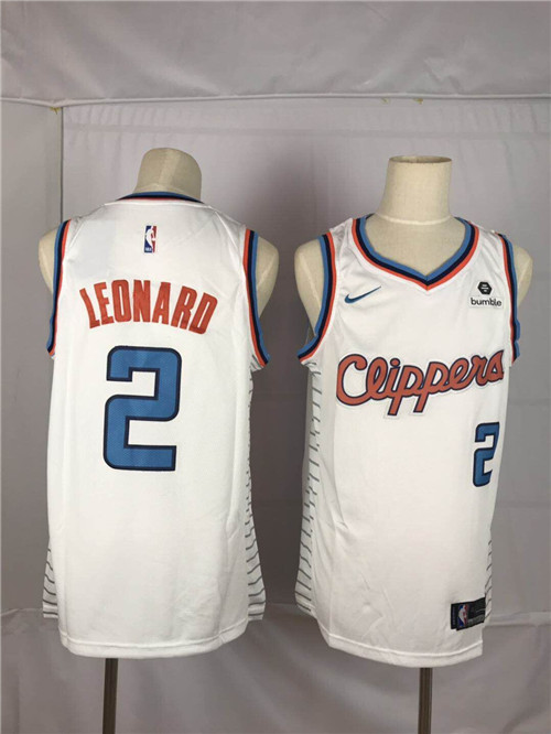 Los Angeles Clippers Game Jerseys-022