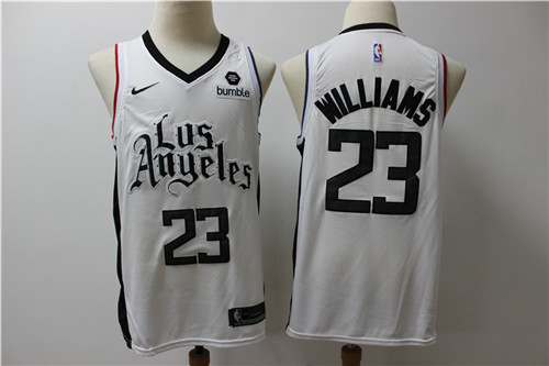 Los Angeles Clippers Game Jerseys-028