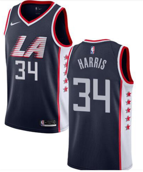 Los Angeles Clippers Game Jerseys-006