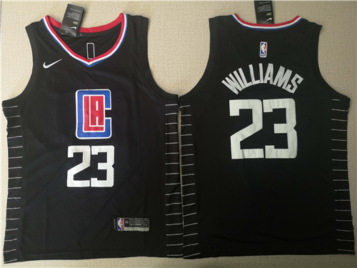 Los Angeles Clippers Game Jerseys-007