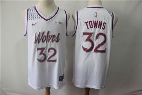 Minnesota Timberwolves Game Jerseys-023