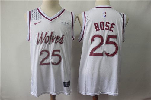 Minnesota Timberwolves Game Jerseys-024