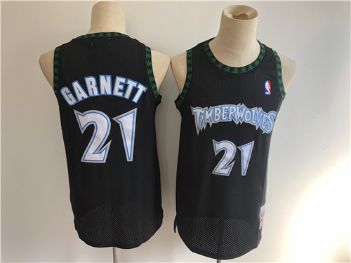 Minnesota Timberwolves Game Jerseys-028