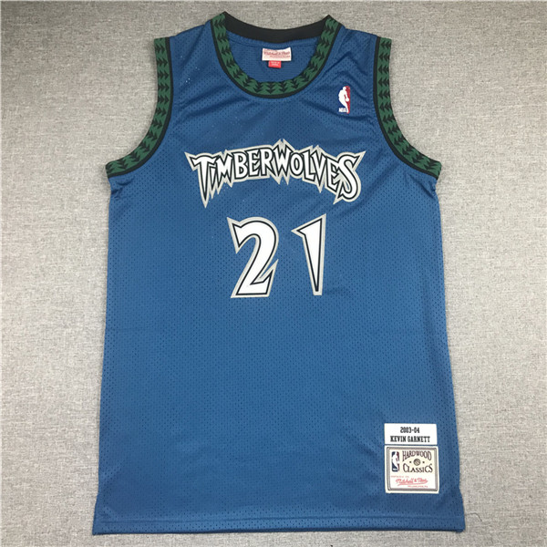 Minnesota Timberwolves Game Jerseys-029