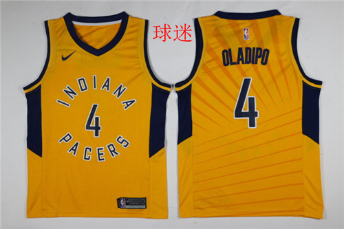 Indiana Pacers Game Jerseys-003