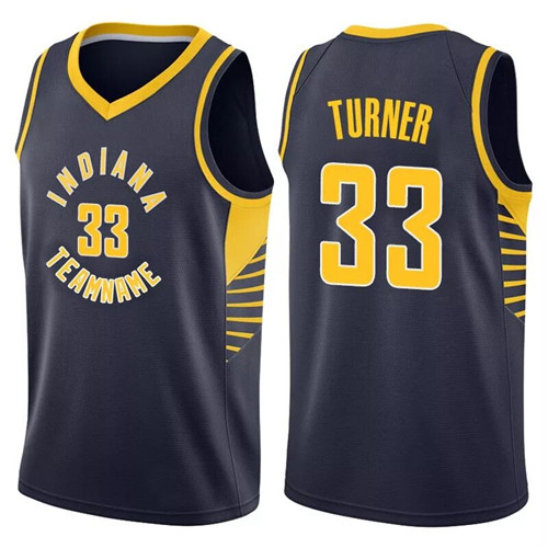 Indiana Pacers Game Jerseys-004