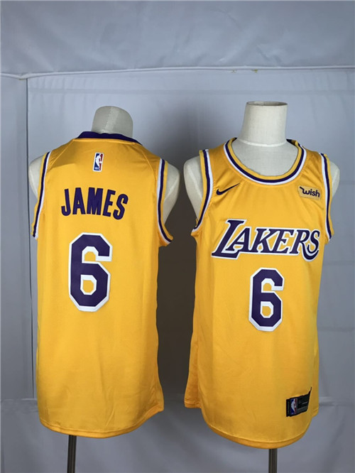 Los Angeles Lakers Game Jerseys-100