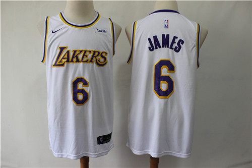 Los Angeles Lakers Game Jerseys-101