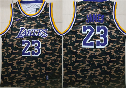 Los Angeles Lakers Game Jerseys-103