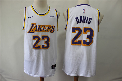 Los Angeles Lakers Game Jerseys-105