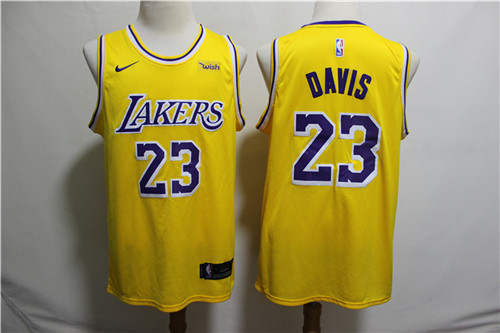 Los Angeles Lakers Game Jerseys-106