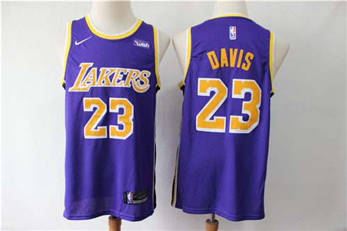 Los Angeles Lakers Game Jerseys-108