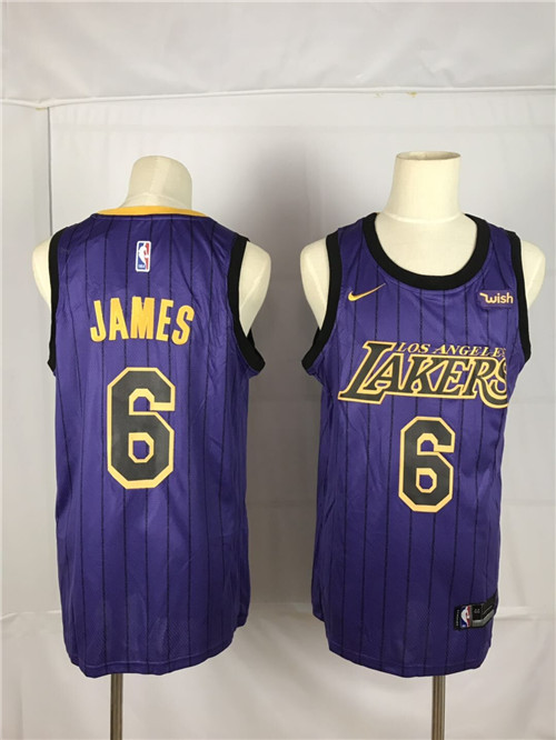 Los Angeles Lakers Game Jerseys-109