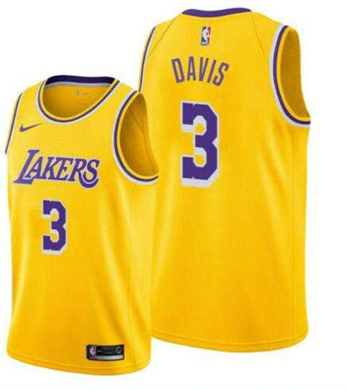 Los Angeles Lakers Game Jerseys-111