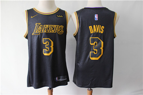 Los Angeles Lakers Game Jerseys-112