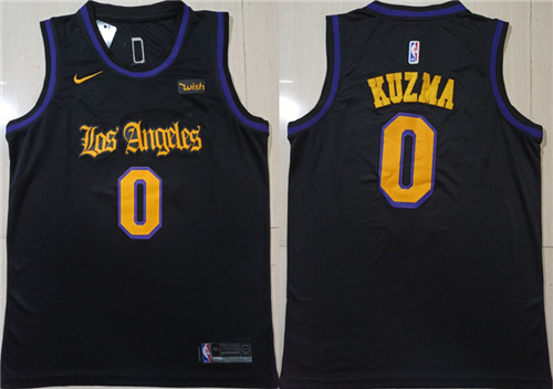 Los Angeles Lakers Game Jerseys-134