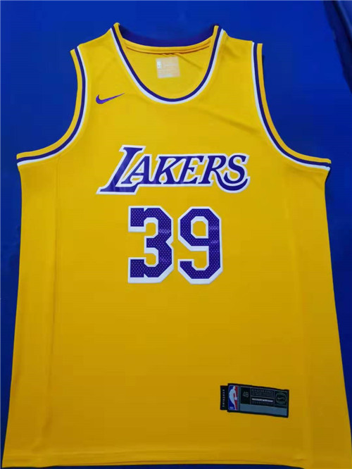 Los Angeles Lakers Game Jerseys-135