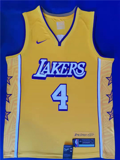 Los Angeles Lakers Game Jerseys-145