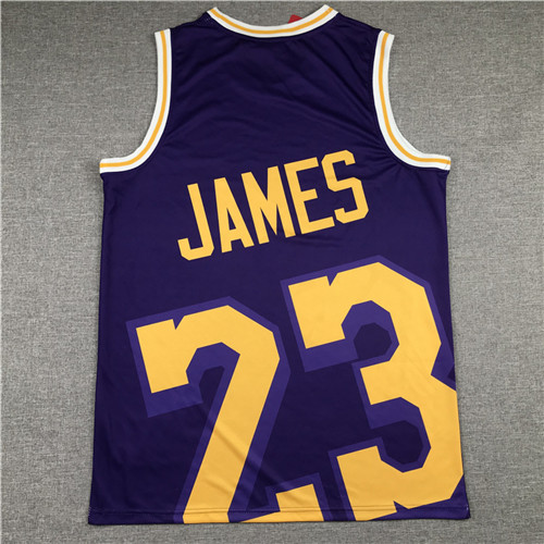 Los Angeles Lakers Game Jerseys-217