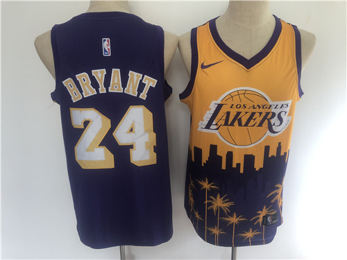Los Angeles Lakers Game Jerseys-226