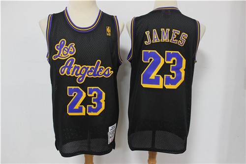 Los Angeles Lakers Game Jerseys-278