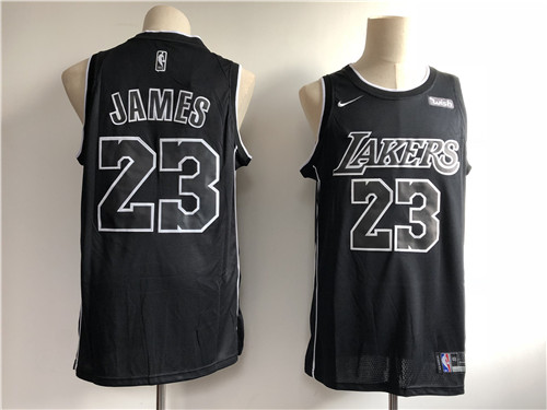 Los Angeles Lakers Game Jerseys-279