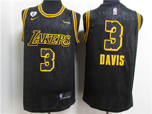 Los Angeles Lakers Game Jerseys-281