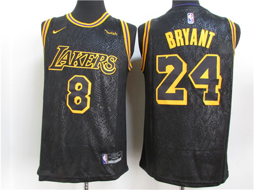 Los Angeles Lakers Game Jerseys-282
