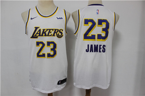 Los Angeles Lakers Game Jerseys-286