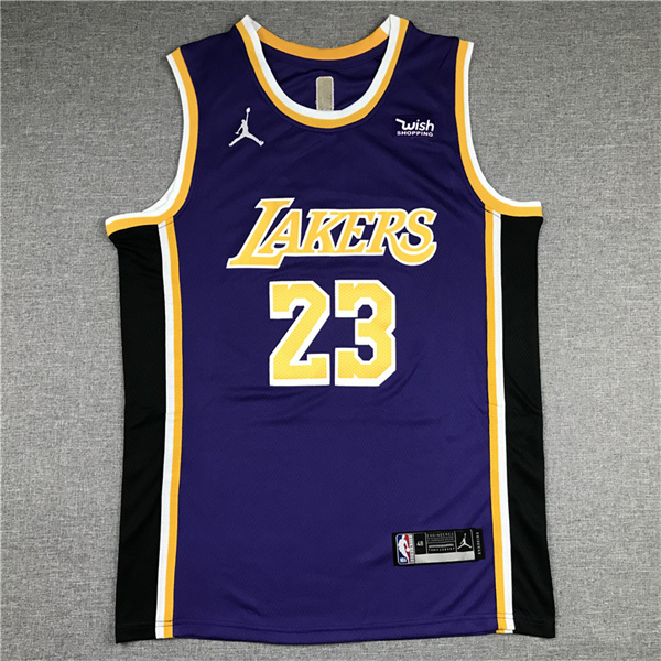 Los Angeles Lakers Game Jerseys-333