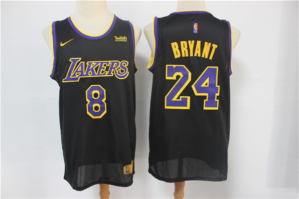 Los Angeles Lakers Game Jerseys-334