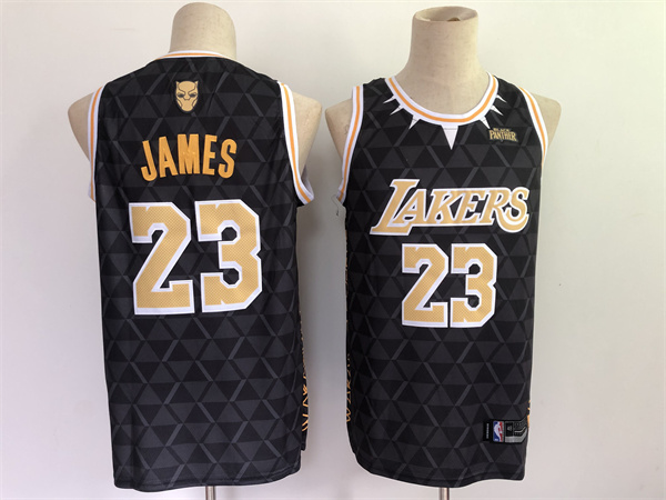 Los Angeles Lakers Game Jerseys-336