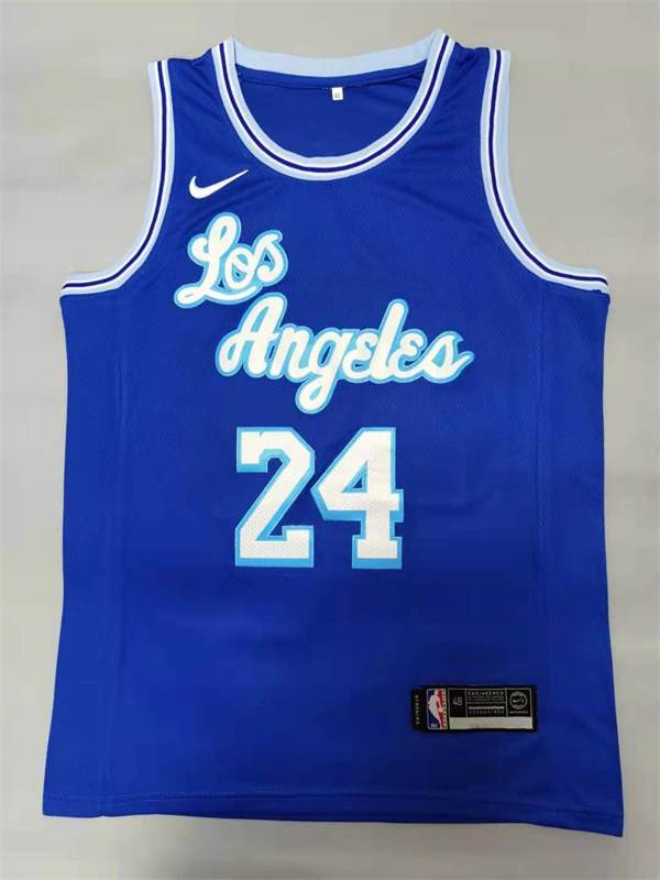 Los Angeles Lakers Game Jerseys-337