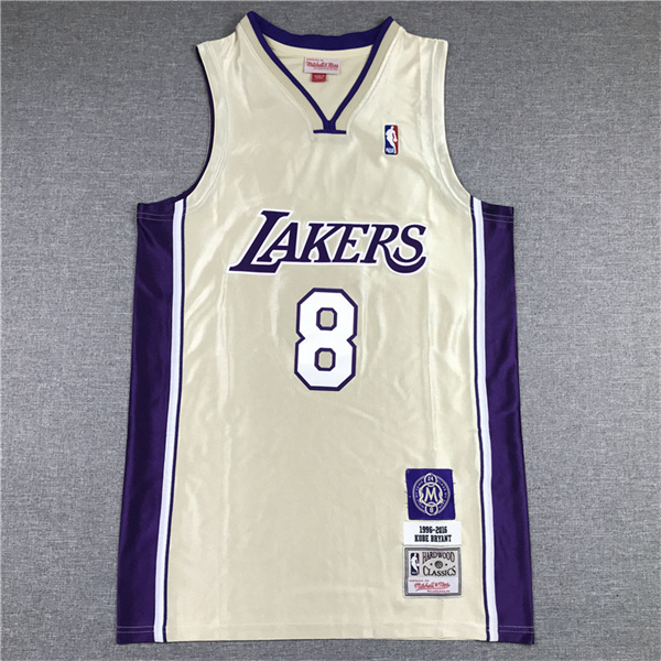 Los Angeles Lakers Game Jerseys-338