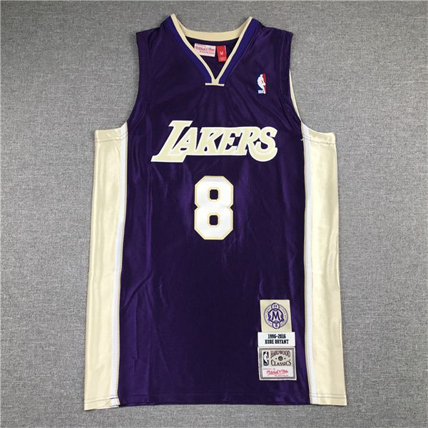 Los Angeles Lakers Game Jerseys-339