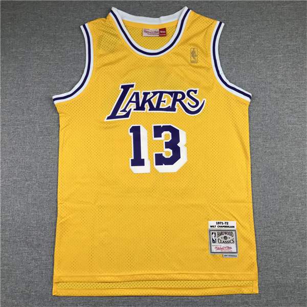 Los Angeles Lakers Game Jerseys-340