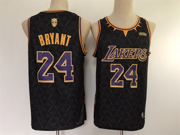 Los Angeles Lakers Game Jerseys-342