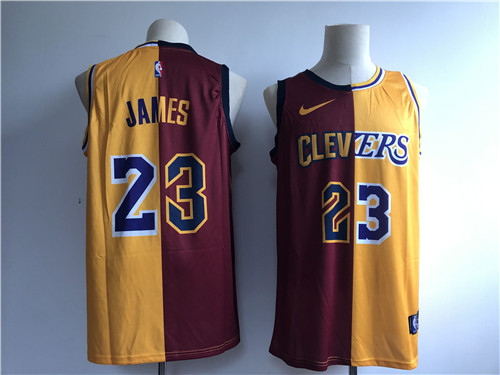 Los Angeles Lakers Game Jerseys-083