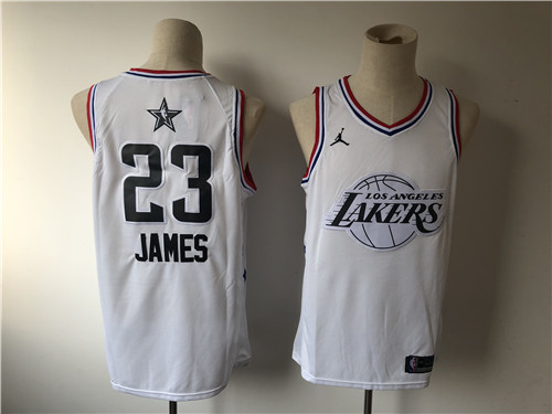 Los Angeles Lakers Game Jerseys-088