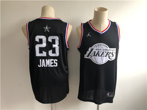 Los Angeles Lakers Game Jerseys-089