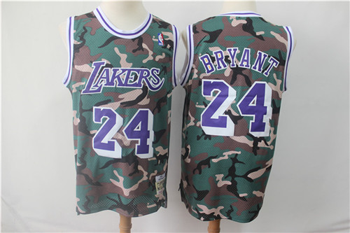Los Angeles Lakers Game Jerseys-090