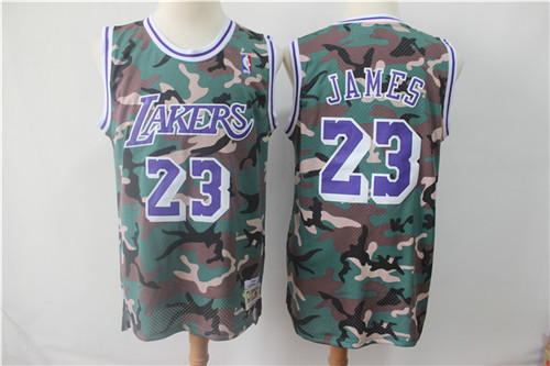 Los Angeles Lakers Game Jerseys-091